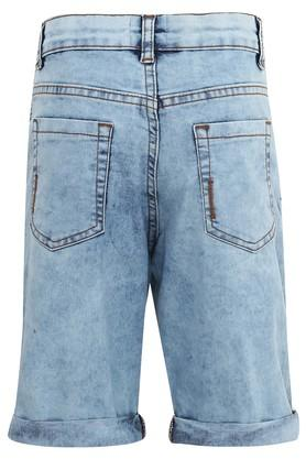 LIFE - Denim Indigo Light Shorts & Dungarees - 1