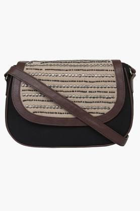 PICK POCKET Womens Canvas Sling Bag - 202332870