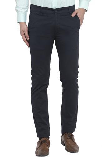 HANCOCK -  NavyCargos & Trousers - Main