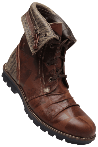 c680636d2cb Mens Leather Lace Up Boot