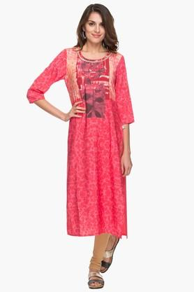 Womens Embellished Kurta