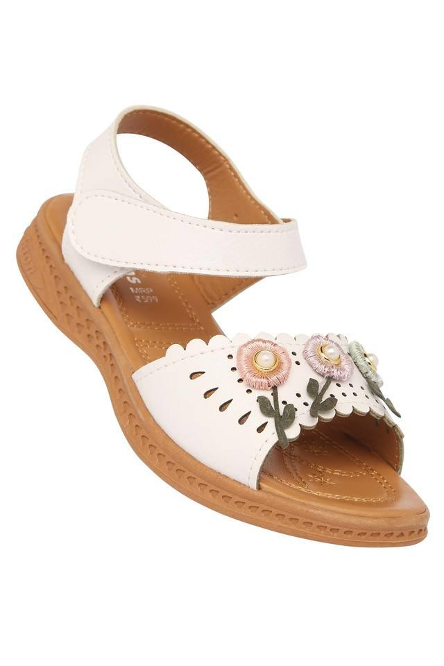 KITTENS - WhiteClogs & Sandals - Main