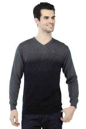 KILLER Mens Full Sleeves V Neck Slim Fit Printed Sweatshirts