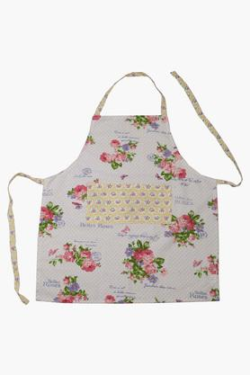 BLISS Multi Colour Printed Kitchen Linen Set (Apron) - 202233992