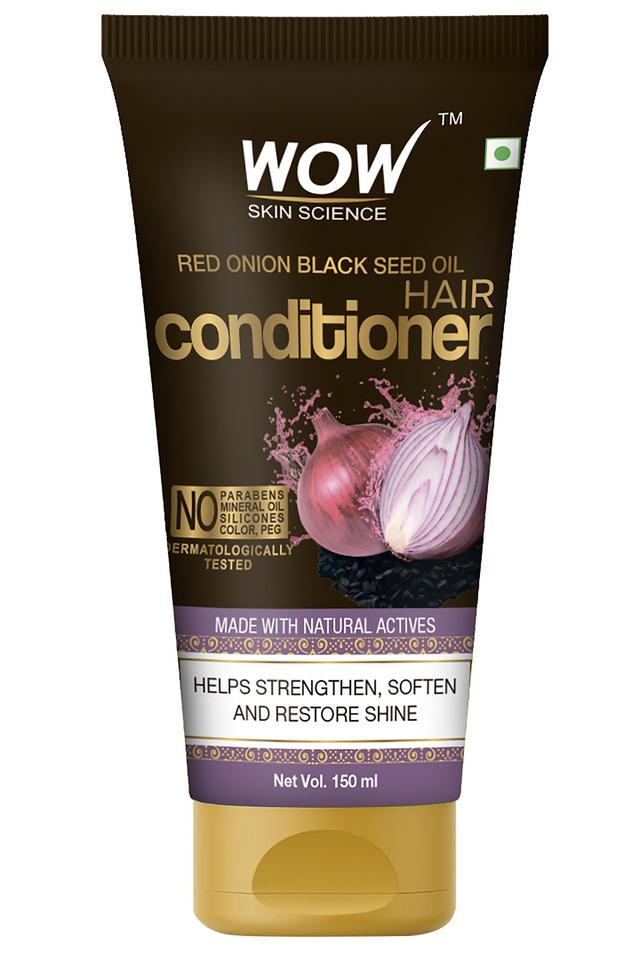 WOW - No ColorShampoos & Conditioners - Main