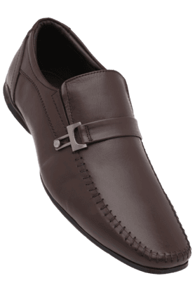 VETTORIO FRATINI Mens Leather Slipon Chappal