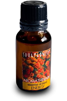 SOULFLOWER Pure Essential Oil - Energy