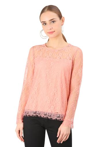 MSTAKEN -  Pink Tops & Tees - Main