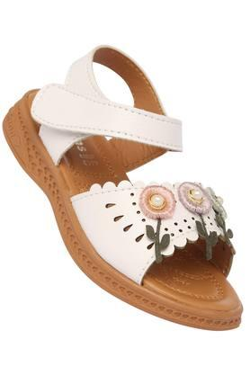 KITTENS - White Clogs & Sandals - Main