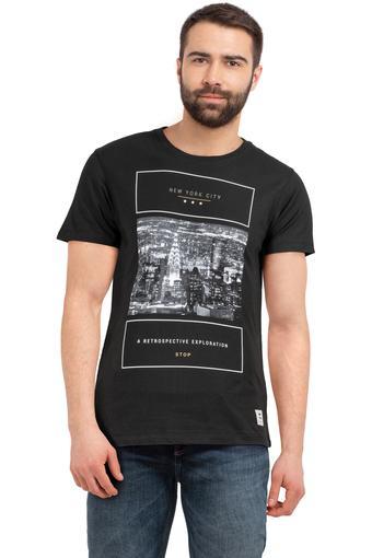 STOP -  Dark OliveT-shirts - Main