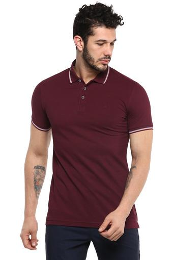 UNITED COLORS OF BENETTON -  WineT-shirts - Main