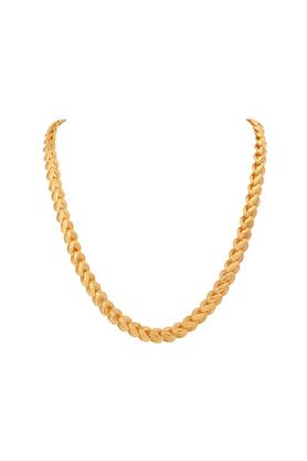 WHP JEWELLERS Mens 22 Karat Gold Machine Chain GCHD15070941