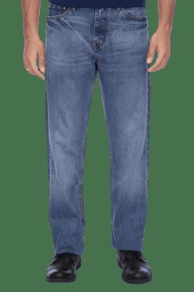 LEVISMens 5 Pocket Regular Fit Non Stretch Jeans