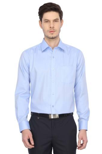 PARK AVENUE -  Mid Blue Shirts - Main