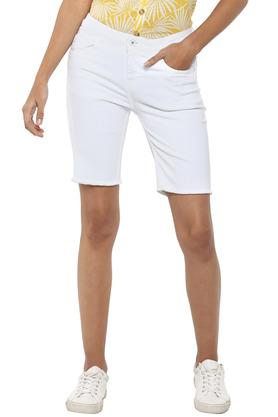 LIFE - White Shorts - Main