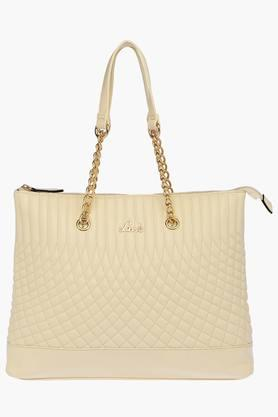 LAVIE Womens Claire Zipper Closure Tote Handbag