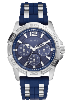 GUESS Mens Oasis Watch- W0366G2