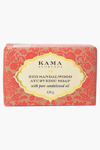 Womens Red Sandalwood Ayurvedic Soap - 125 gms