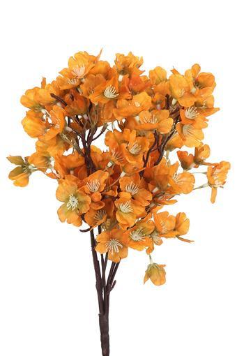 IVY -  OrangeArtificial Plants & Flowers - Main