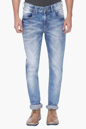 LIFE Mens Stonewashed Jeans - 201476927