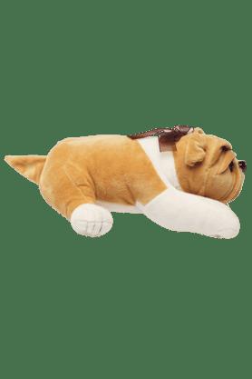 Unisex Baby Pug Dog Soft Toy