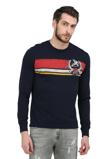 U.S. POLO ASSN. DENIM -  NavyT-shirts - Main