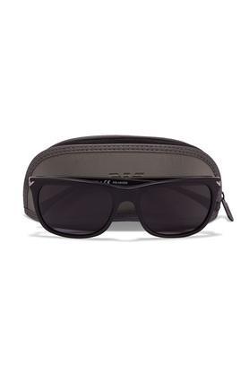 Unisex Wayfarer Polycarbonate Sunglasses - EA4056