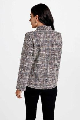 AND - Grey Formal Jackets - 1