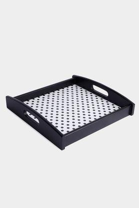 IVY - Black & White Tray - 1