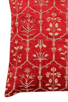 Square Traditional Embellished Cushion Cover