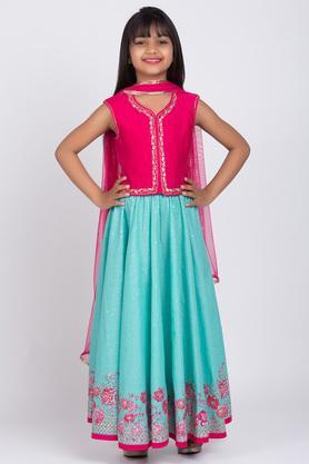 BIBA GIRLS - PinkIndianwear - Main