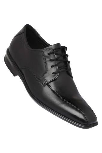 CLARKS -  Black Formal Shoes - Main