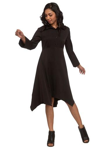 RHESON -  Black Dresses - Main