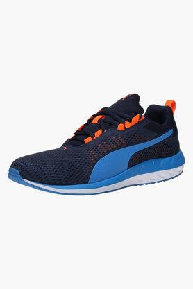 PUMA Mens Mesh Lace Up Sports Shoes  ... - 202332724