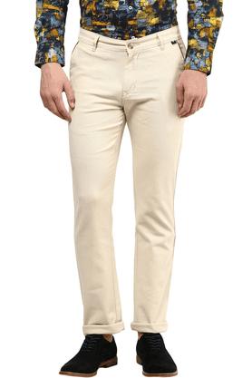 THE VANCAMens Formal Trousers Regular Fit Trouser - 200813471