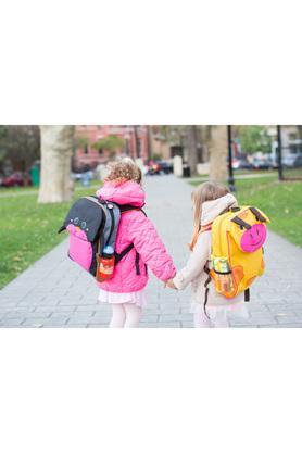 Kids Zip Closure Giraffe Backpack