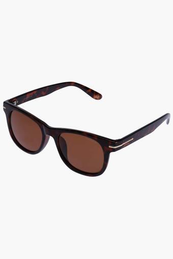 Unisex Wayfarer Polycarbonate Sunglasses GA90103 C.10