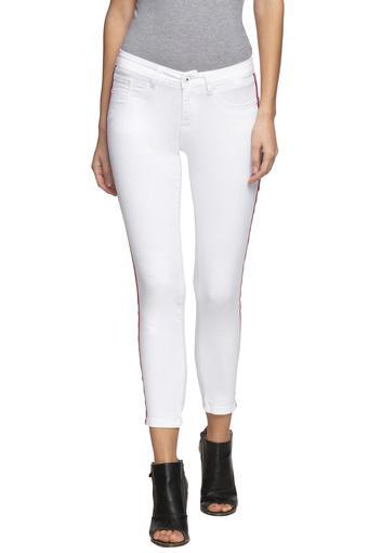 LIFE -  WhiteJeans & Leggings - Main
