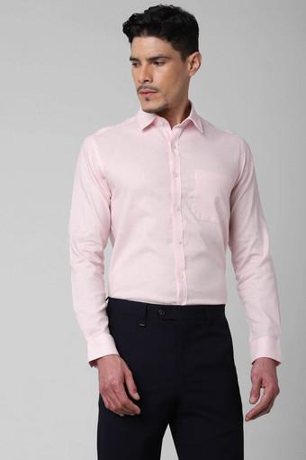 STOP -  PinkFormal Shirts - Main