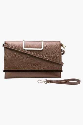 ELESPRY -  Gold Handbags - Main