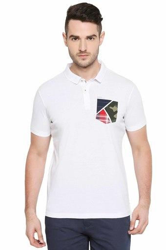 KILLER -  WhiteT-Shirts & Polos - Main