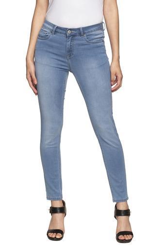 MADAME -  Ice BlueJeans & Leggings - Main