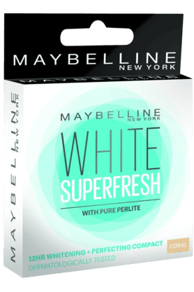 White Super Fresh Compact
