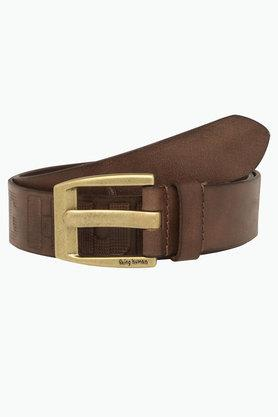 BEING HUMAN Mens Casual Leather Belt - 201741721