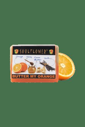 SOULFLOWERButter My Orange Soap