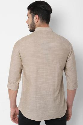 ALLEN SOLLY - NaturalCasual Shirts - 1
