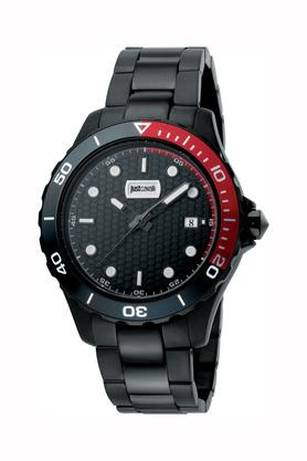 Mens Sport Collection Black Dial Watch - JC1G039M0075