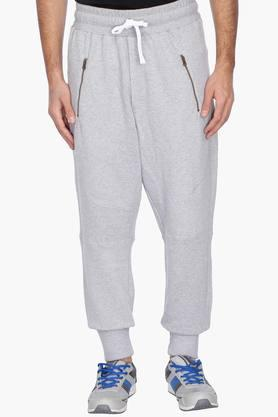 UNITED COLORS OF BENETTON Mens Regular Fit Slub Track Pants