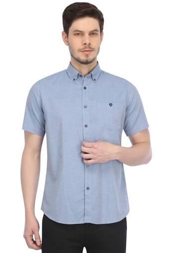 VAN HEUSEN SPORT -  Light Blue Shirts - Main