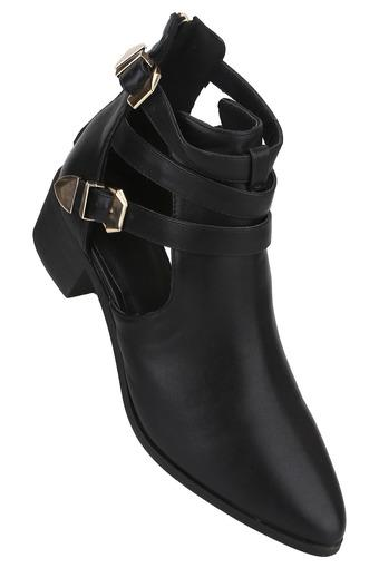 ALLEN SOLLY -  BlackCasuals Shoes - Main